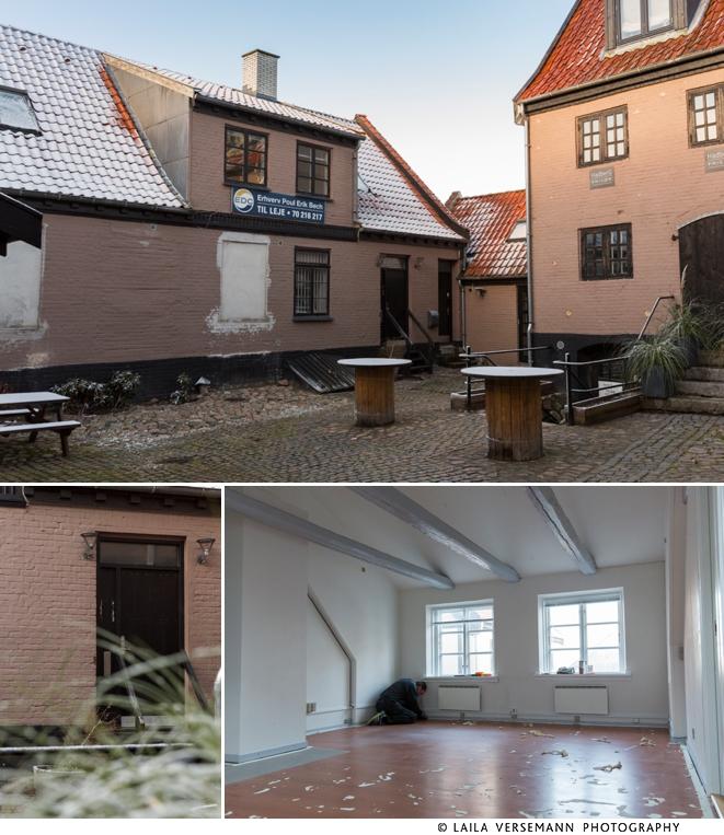 Nyt fotostudie i Holbæk